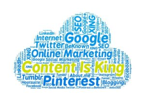 SEO bureau - content is king