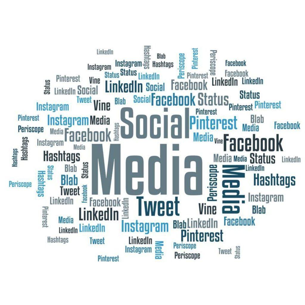sociale medier - content marketing